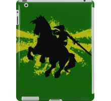 Link and Epona iPad Case/Skin