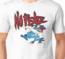 NoFearFrogadier logo Unisex T-Shirt