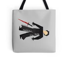 Anatomy of a Son Tote Bag