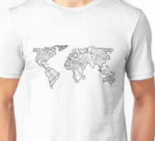 We are the World Unisex T-Shirt