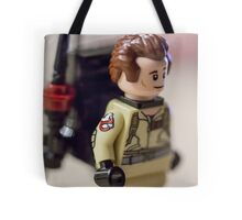 Dr Peter Venkman Tote Bag