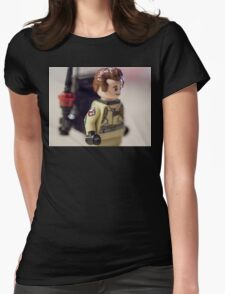 Dr Peter Venkman Womens Fitted T-Shirt