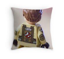 Dr Peter Throw Pillow