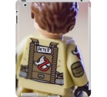 Dr Peter iPad Case/Skin
