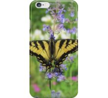 Swallowtail Floral - Butterfly iPhone Case/Skin