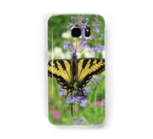 Swallowtail Floral - Butterfly Samsung Galaxy Case/Skin