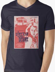 A Streetcar Named Desire Mens V-Neck T-Shirt
