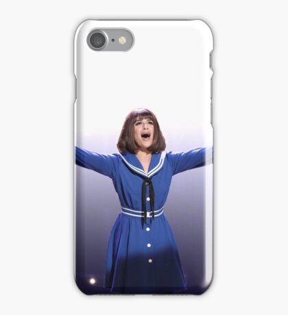 Rachel Berry is Fanny Brice iPhone Case/Skin