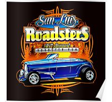 Hotroad : Roadster san luis 36th Annual Poster