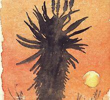 Aloe sunset by Maree Clarkson