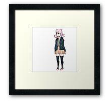 Nanami Chiaki Framed Print