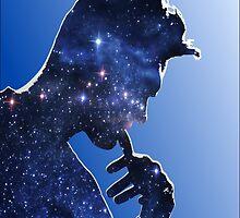 Morrissey in stars by tospeakisasin