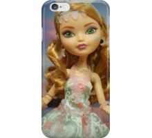 Fairest On Ice - Ashlynn Ella iPhone Case/Skin
