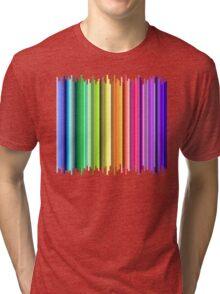 The Rainbow Connection (version 2) Tri-blend T-Shirt