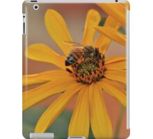 Honey Bee Collecting Nectar iPad Case/Skin