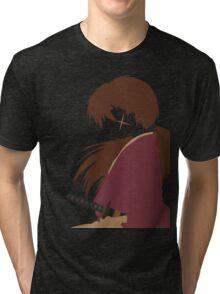 Samurai X - V2 Tri-blend T-Shirt
