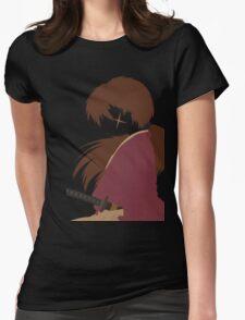 Samurai X - V2 Womens Fitted T-Shirt