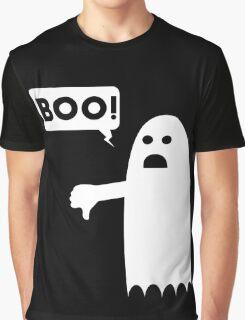 Ghost dislike Graphic T-Shirt