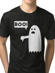 Ghost dislike Tri-blend T-Shirt