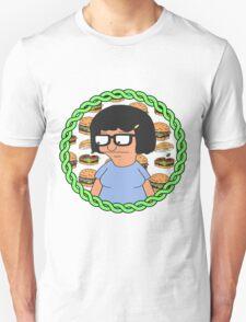 Tina ft Burgers T-Shirt