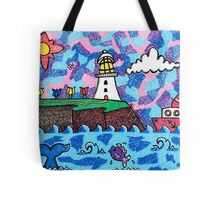 The Cape in Colour! Tote Bag