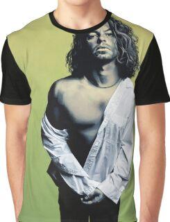 Hutchence Graphic T-Shirt