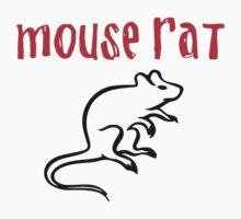 we are mouse rat! by amazingbigguns