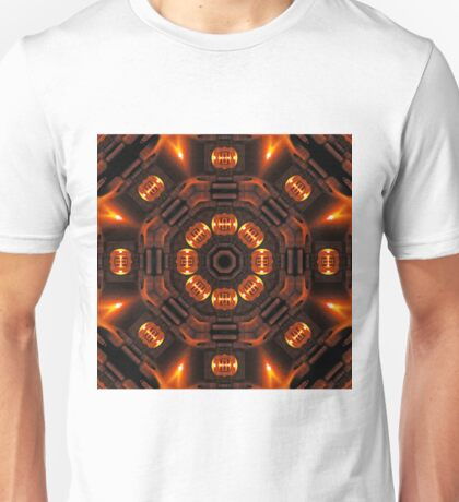 The time portal of history Unisex T-Shirt