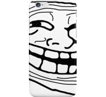 Funny Troll Face Meme iPhone Case/Skin
