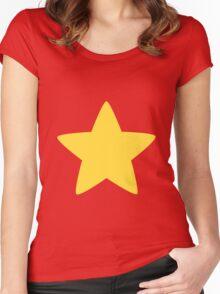Steven Universe Star Women's Fitted Scoop T-Shirt