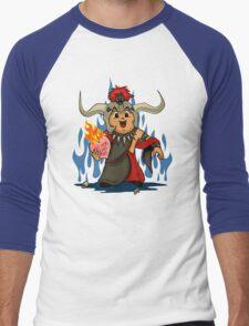 Valentines Day - Mola Ram Men's Baseball ¾ T-Shirt
