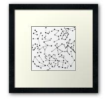 ESO Mundus Stones Framed Print