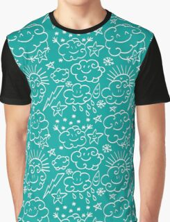 - Funny clouds 2 - Graphic T-Shirt