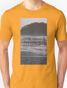 Halsey - Hurricane Lyrics 2 T-Shirt