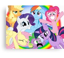 My Little Pony MLP Canvas Print