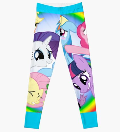 My Little Pony MLP Leggings