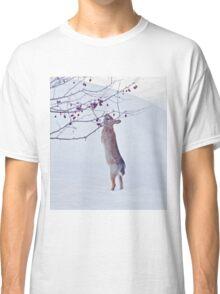Crabapple Snow Bunny Classic T-Shirt