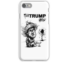 Temper TanTrump iPhone Case/Skin