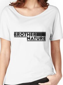 Brother Nature Logo Women's Relaxed Fit T-Shirt