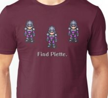 Chrono Trigger - Vicks, Wedge, & Piette Unisex T-Shirt