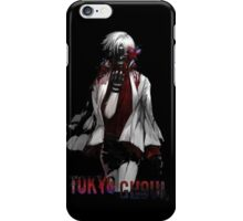 kaneki ken - Tokyo Ghoul 04 iPhone Case/Skin