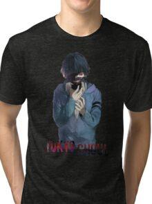 kaneki ken - Tokyo Ghoul 07 Tri-blend T-Shirt