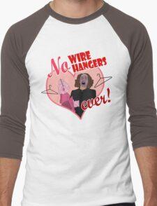 NO WIRE HANGERS Men's Baseball ¾ T-Shirt