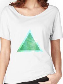 Aqua Women's Relaxed Fit T-Shirt