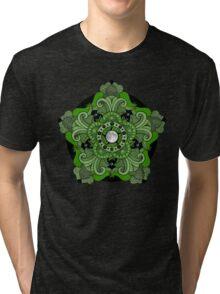 Brigid Star - Dark Tri-blend T-Shirt