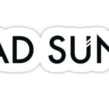 Bad Suns Logo Sticker