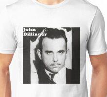 John Dillinger Unisex T-Shirt