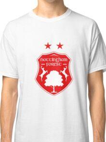 nottingham forest old logo Classic T-Shirt