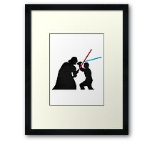 Star Wars Galaxy of Heroes Framed Print