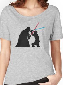 Star Wars Galaxy of Heroes Women's Relaxed Fit T-Shirt